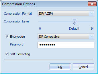 How to back up MySQL database to GZIP / ZIP with password